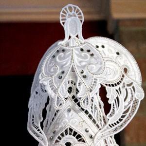 Folia do haftów koronkowych (wzory lace)