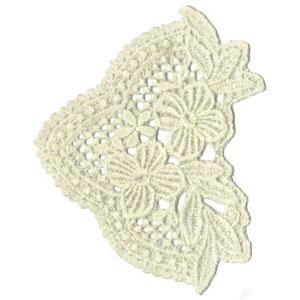 Hydrofolia do haftów koronkowych