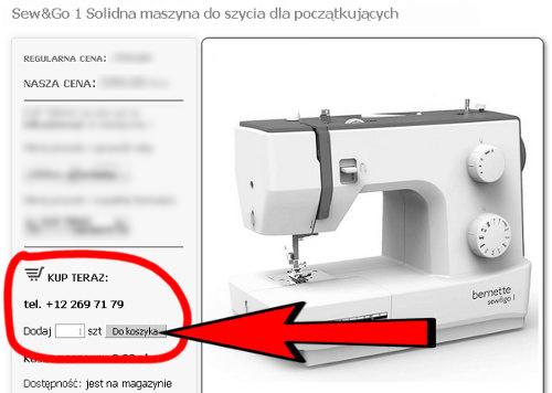 Jak robić zakupy w Internetowym Sklepie GLOBAR.pl - Koszyk