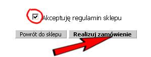 Realizacja zamówienia w Sklepie Internetowym GLOBAR.pl