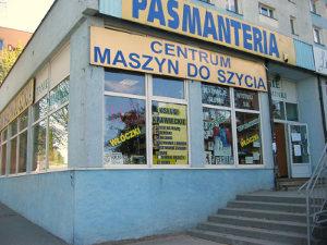 Sklep w Olsztynie