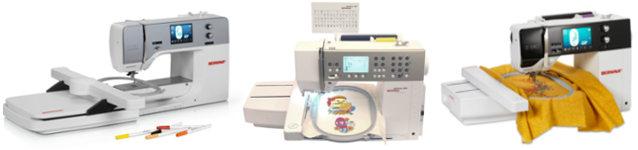 maszyny do haftu komputerowego, hafciarki dla firm i dla domu