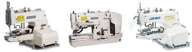 Maszyny przemysłowe, stębnówki, renderki, guzikarki, dziurkarki, zig-zag, overlocki, hafciarki, maszyny do haftu, coverlocki, podszywarki