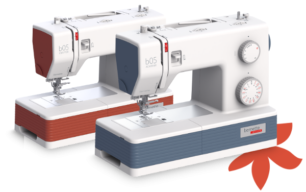 BERNINA ACADEMY - Maszyna do szycia Heavy Duty