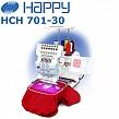HAPPY HCH 701-30 7-igłowa japońska przemysłowa hafciarka komputerowa