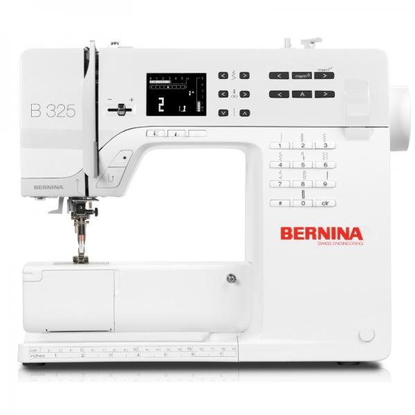 Komputerowa maszyna do szycia BERNINA AG - B325 - Oferta First Minutes