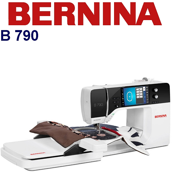 BERNINA AG B790 - Multi-Hafciarka w Ofercie BERNINA RED