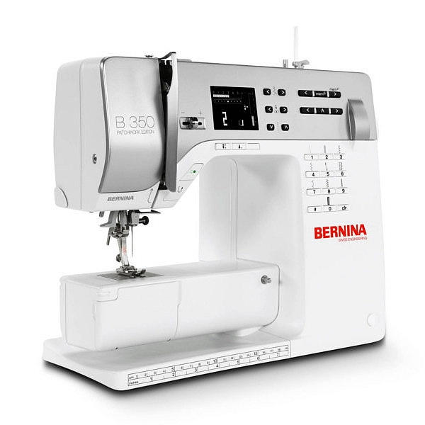 BERNINA B350 PE Patchwork Edition Maszyna do szycia Patchworku !