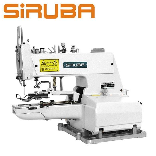 SIRUBA PK-511 Guzikarka przemysłowa 1-nitkowa