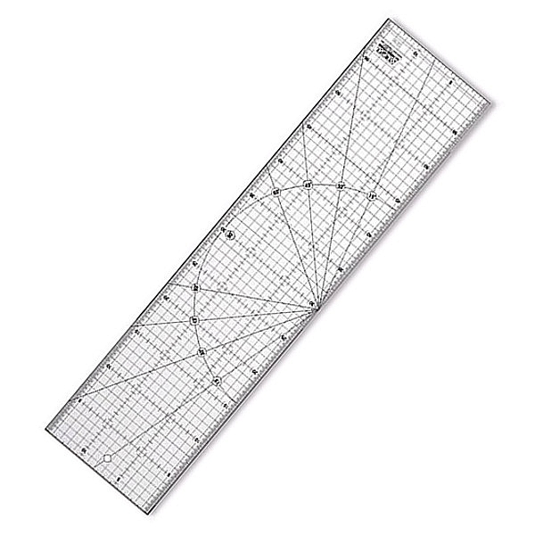 SZABLON KROJCZY OLFA O WYMIARACH 15x60cm