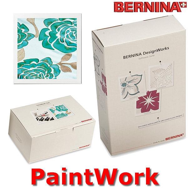Program BERNINA PaintWork Malowanie hafciarką za pomocą pisaków