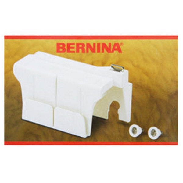 Adapter do montażu stojaka na nici w Hafciarce Bernina DECO 340PL