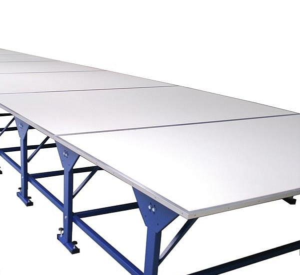 Stół krojczy SK-3 z blatem 2m