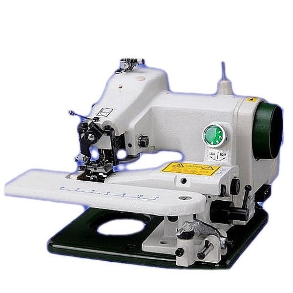 Global BM-9210 Uniwersalna, stołowa podszywarka z krzywą igłą
