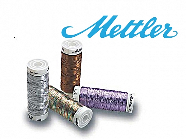 Nici do Haftu Mettler Metallic 100 m