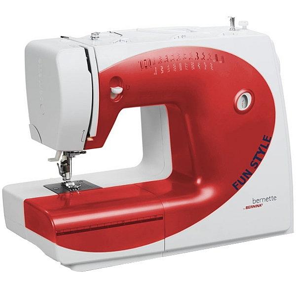 BERNINA AG - Bernette Fun Style Maszyna do szycia na prezent i nie tylko
