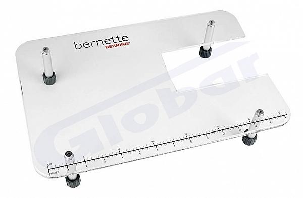 Stół powiększający pole szycia do BERNINA - Bernette 15, London 5