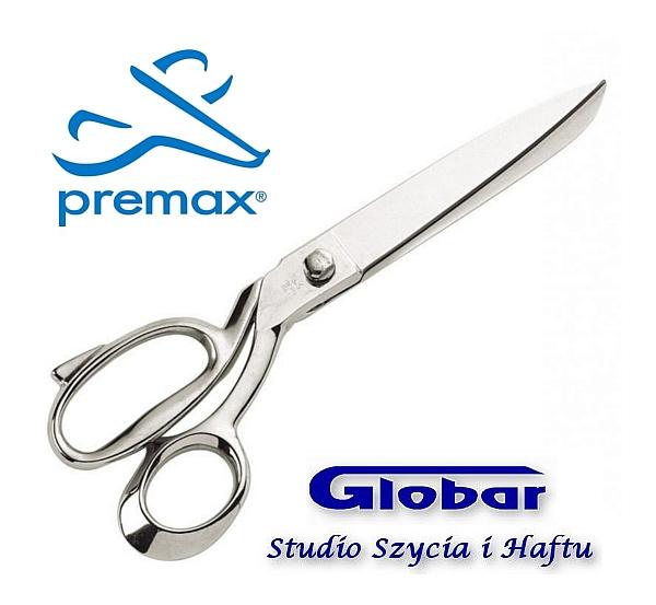 """Nożyczki krawieckie Premax 218207 7"""" - 18cm"""