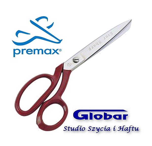 """Nożyczki krawieckie Premax z mikroząbkami 119708-Z 8"""" - 20 cm"""