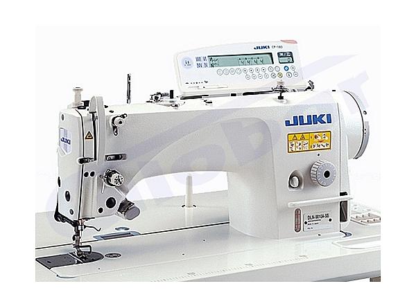 JUKI DLN-9010ASS-WB Stebnówka 1- igłowa transport ząbkowo-igłowy Direct Drive z automatyką