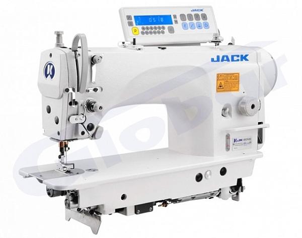 JACK JK-8995DYN-4SS Stebnówka 1- igłowa z automatyką transport ząbkowo-igłowy + silnik Direct Drive