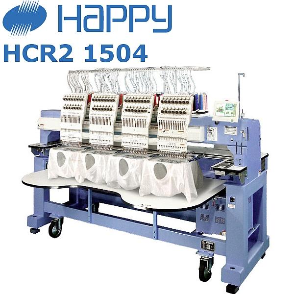 HAPPY HCR2 X1504 Przemysłowa maszyna do haftu komputerowego Japońskiego Producenta