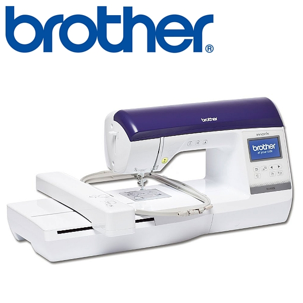 Brother NV-800E Hafciarka komputerowa dla domu i hobby.