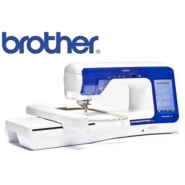BROTHER V-7 Zaawansowana, profesjonalna maszyna do haftu i szycia !