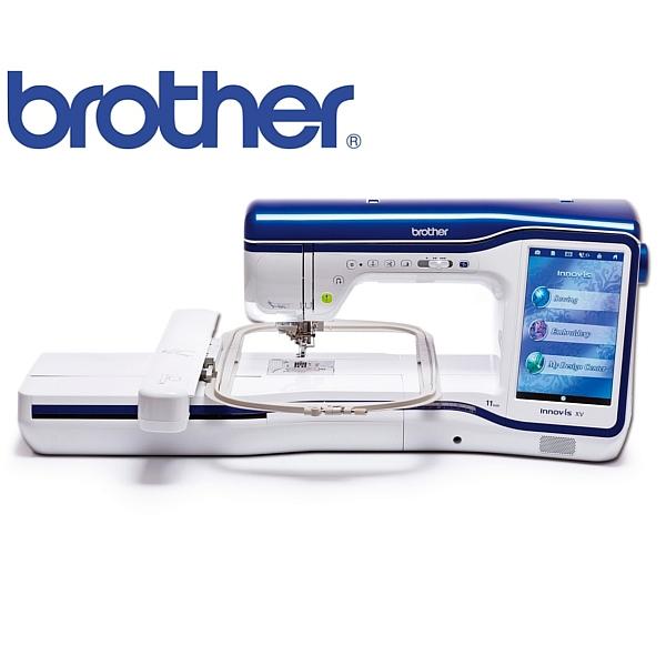 BROTHER XV Zaawansowana, profesjonalna maszyna do haftu i szycia