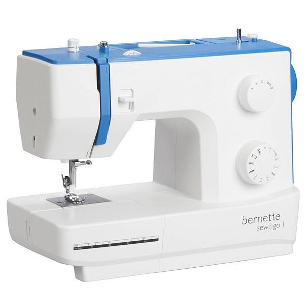 BERNINA AG - Bernette Sew&Go 1 Maszyna do szycia dla początkujących