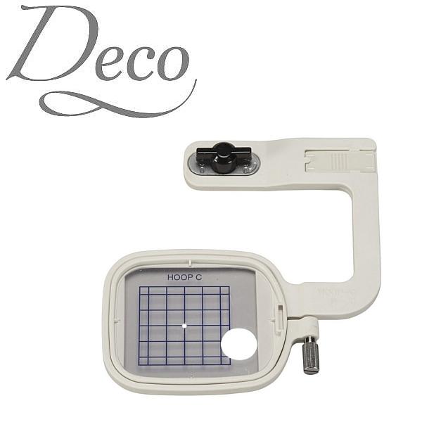 Tamborek 50x50 mm do hafciarek Bernina: DECO 340