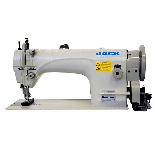 JACK JK-6380 do szycia grubych materiałów, podwójny transport, jak JUKI DU 1181