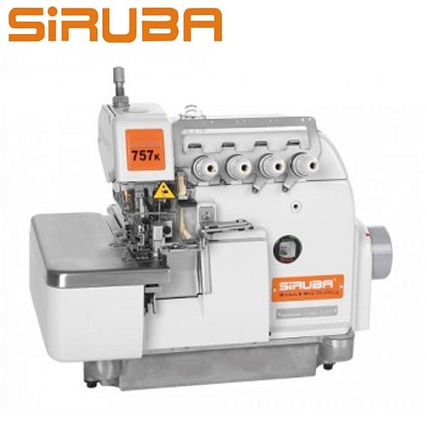 SIRUBA 757K-516M2-35 Overlock 5 nitkowy + silnik energooszczędny