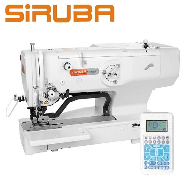 SIRUBA BH790 Dziurkarka odzieżowa 2-nitkowa, silnik Direct Drive