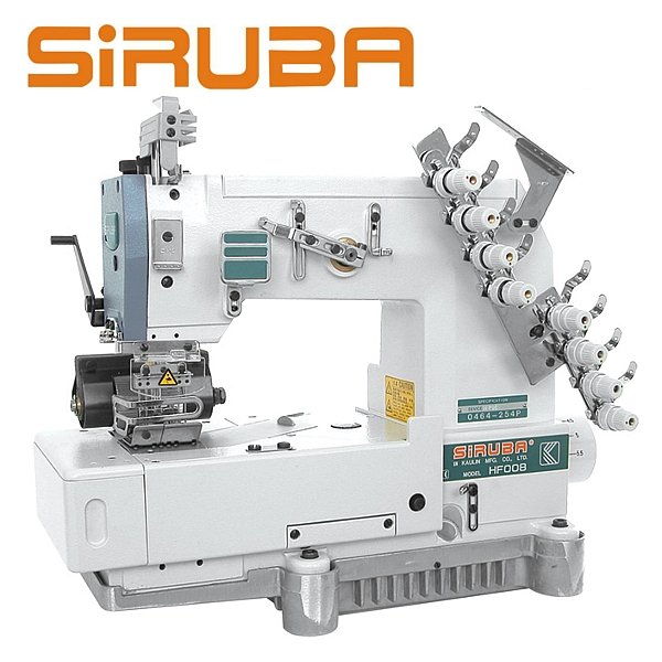SIRUBA HF008-0464-254P/HPR Paskarka 4 igłowa, puller, silnik energooszczędny