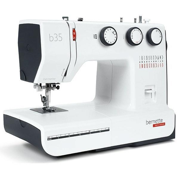 BERNINA AG - Bernette B35 Mechaniczna maszyna do szycia