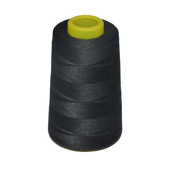 Nitka spodnia do haftowania, kolor czarny, 15000 m