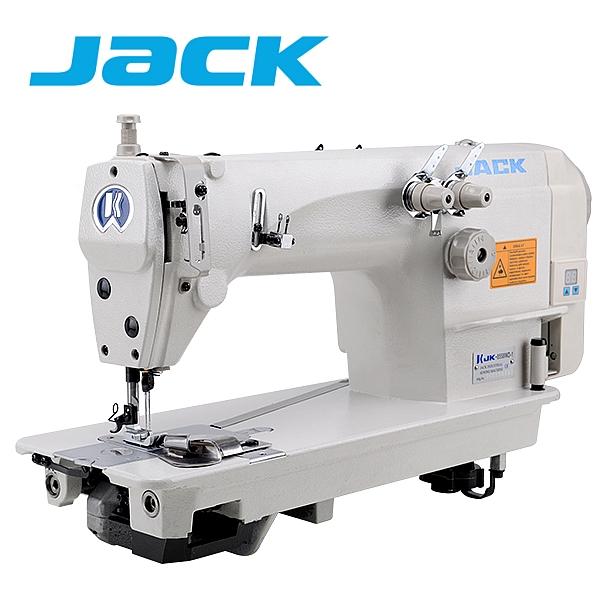 JACK JK-8558WD-1 Stębnówka łańcuszkowa 2 igłowa z silnikiem DIrect Drive !