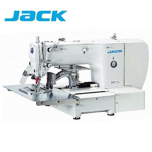JACK JK-T1310F Maszyna do oodszywania wzoru w polu szycia 130 x 100 mm z klamrą obrotową !