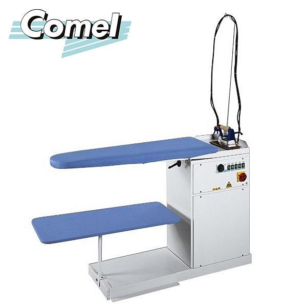Stół prasowalniczy z wytwornicą pary COMELUX FR/F 7L z żelazkiem i stopą teflonową