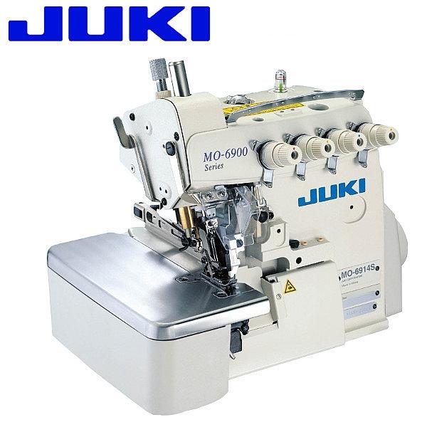 JUKI MO-6914S Szybki owerlok 4-nitkowy !