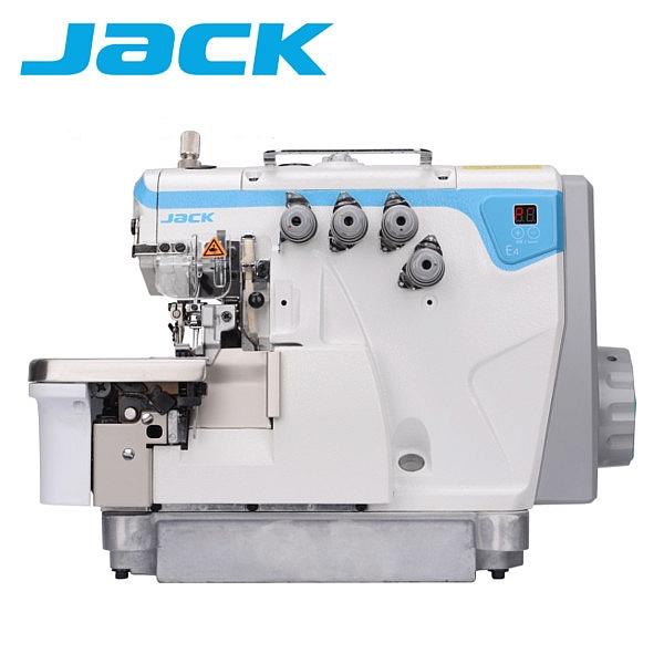 JACK JK-E4 -Owerlok 4 nitkowy, silnik DirectDrive !