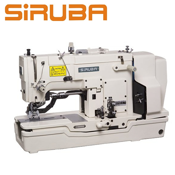 SIRUBA BH780-B Dziurkarka odzieżowa 2-nitkowa