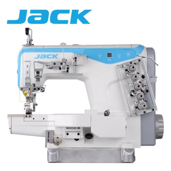 JACK JK-K4-D-01 GBX  Renderka cylindryczna, 3-igłowa maszyna drabinkowa, silnik Direct Drive