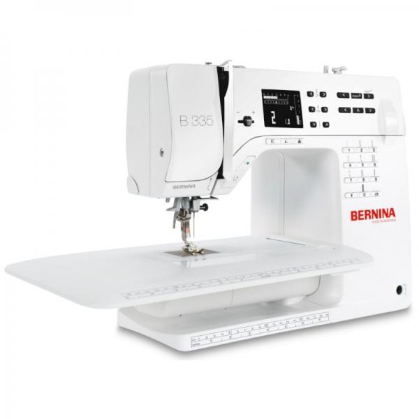 BERNINA AG - B335 Profesjonalna elektroniczna maszyna do szycia klasy premium