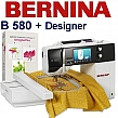 Hafciarka BERNINA B580 - Embroidery Studio + Designer Plus