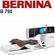 BERNINA B790 Top Model Linii 7 - Profesjonalna, przemysłowa maszyna do haftowania