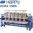 HAPPY HCR2 1506 Przemysłowa, 6-głowicowa hafciarka komputerowa redem z Japonii