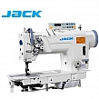 JACK JK-58420D-403 Stębnówka 2-igłowa z podwójnym transportem, silnik Direct Drive + funkcje automatyczne !