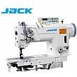 JACK JK-58420D-405 Stębnówka 2-igłowa z podwójnym transportem, silnik Direct Drive + funkcje automatyczne !